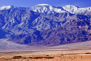 Death Valley Panamint Mts. DV