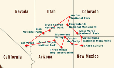 The Grand Circle The Ultimate Southwest Experience