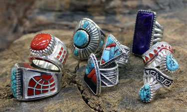 Jewelry in New Mexico