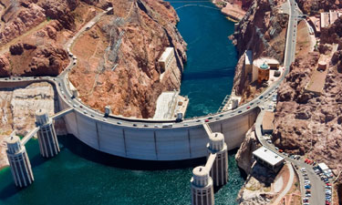 Lake Mead Hoover Dam